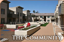 The community at Las Ventanas Village